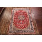 One-of-a-Kind Najafabad Persian Hand-Knotted 8'5