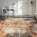 Hitchin Blue Area Rug Rug Size: Rectangle 5'5