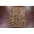 Polley Brown/Yellow Area Rug Rug Size: Rectangle 7'8