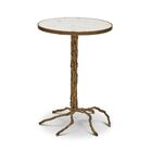 Bleckley End Table Table Top Color: White