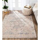 Frannie Distressed Handwoven Flatweave Cream Area Rug Rug Size: Rectangle 7'6