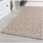 Bourke Modern Taupe Indoor/Outdoor Area Rug Rug Size: Runner 2'2'' x 7'2''