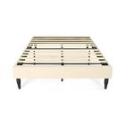 Ideal Fully Upholstered Queen Bed Frame