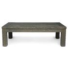 Murdock Wood Dining Table Top Color: Gray