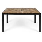 Starr Metal/Wood Dining Table