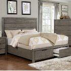 Elowen Storage Platform Bed Size: California King