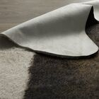 Binx Faux Cowhide Beige/Brown Area Rug Rug Size: Rectangle 6'2