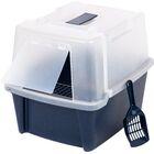 Palmer Hooded Litter Box