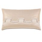 Bardot Marilyn Chamois Reflection Flap Lumbar Pillow