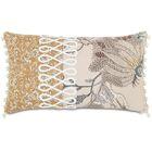 Edith Fellows Gimp Lumbar Pillow