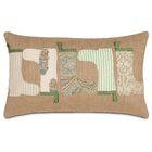 Garden Wellies Lumbar Pillow