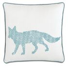 Wild Things Fantastic Fox Throw Pillow