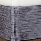 Pierce Horta Bed Skirt Size: California King, Color: Lilac