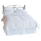 White Duck Heavyweight Down Duvet Insert Size: Queen