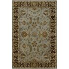 Tammy Brown/Tan Abstract Area Rug Rug Size: 7'9