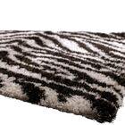 Vanetta Black / Gray Area Rug Rug Size: Rectangle 9' x 13'