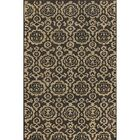 Casselberry Brown Area Rug Rug Size: Rectangle 2' x 3'