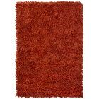 Stiefel Red Area Rug Rug Size: Rectangle 5' x 7'6