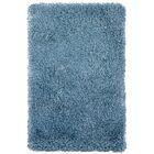 Baptista Blue Solid Area Rug Rug Size: Rectangle 5' x 7'6