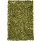 Benson Modern Green Solid Area Rug Rug Size: 5' x 7'6