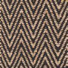 Salley Hand-Woven Beige/Black Area Rug Rug Size: 7'9