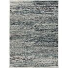 Marcial Hand-Woven Cream/Gray Area Rug Rug Size: 5' x 7'6