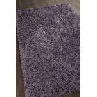 Boomer Hand-Woven Purple Area Rug Rug Size: 7'9