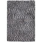 Haddam Shag Gray Area Rug Rug Size: 5' x 7'6