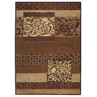 Tora Brown Area Rug Rug Size: 8' x 10'