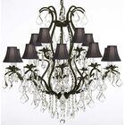 Clemence 15-Light Shaded Chandelier