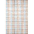 Jack Blue Plaiditude Indoor/Outdoor Rug Rug Size: Rectangle 8' x 10'