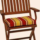 Haliwell Indoor/Outdoor Adirondack Chair Cushion Fabric: Haliwell Multi