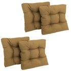 Patio Indoor/Outdoor Chair/Rocker Cushion Fabric: Sandstone