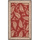 Martha Stewart Saffron Red Area Rug Rug Size: Rectangle 5' x 8'