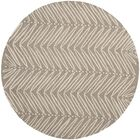 Martha Stewart Chamois Beige Area Rug Rug Size: Rectangle 2'6