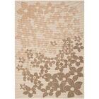 Martha Stewart Field Flowers Area Rug Rug Size: Rectangle 6'7