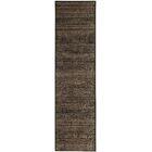 Martha Stewart Heritage Bloom Brown Area Rug Rug Size: Rectangle 5'3