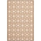 Martha Stewart Brown/Beige Area Rug Rug Size: Rectangle 8' x 11'2