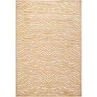 Martha Stewart Taupe / Cream Area Rug Rug Size: Rectangle 3'3