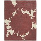 Martha Stewart Chrysanthemum Tufted / Hand Loomed Area Rug Rug Size: Rectangle 5' x 8'