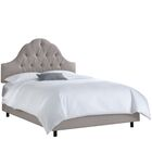 Ainsley Upholstered Panel Bed
