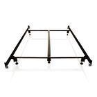 Daggett Steelock Metal Bed Frame Size: Full