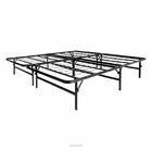 Foldable Bed Frame Size: California King