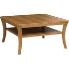 Urbane Coffee Table Color: Praline