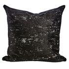 Noir Velvet Throw Pillow (Set of 2)