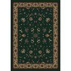 Signature Isfahan Emerald Area Rug Rug Size: Rectangle 2'1