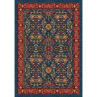 Pastiche Kamil Blue Grey Rug Rug Size: Rectangle 10'9