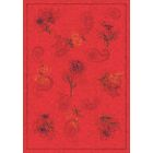 Pastiche Vintage Aurora Red Area Rug Rug Size: Rectangle 2'1
