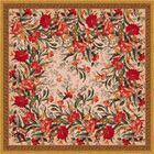 Pastiche Barrington Court Floral Curry Rug Rug Size: Rectangle 3'10