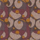 Pastiche Remous Brown Area Rug Rug Size: Oval 5'4